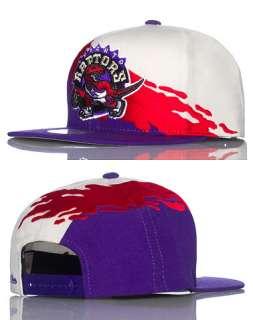 MITCHELL AND NESS TORONTO RAPTORS NBA SNAPBACK CAP