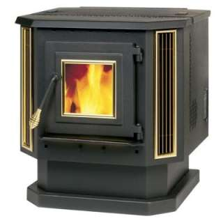 Englander Pellet Stove  The Home Depot   Model 25 PDV