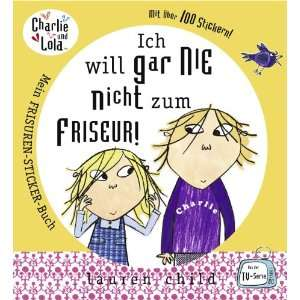Lauren Child, Martin Frei Borchers, Karen Thilo Bücher