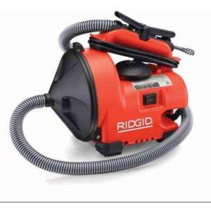 Drain Cleaning Machine from RIDGID  The Home Depot   Model 34963