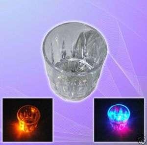 LED Color Changing Light Plastic Drink Bottle Cup Bar