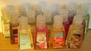 Bath & Body Works PocketBac Anti Bac Hand Gel Lot Set 5