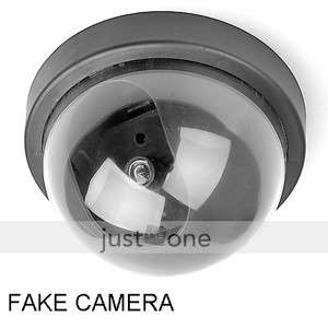 Fake Dummy Detection Security Blinking LED Light Camera