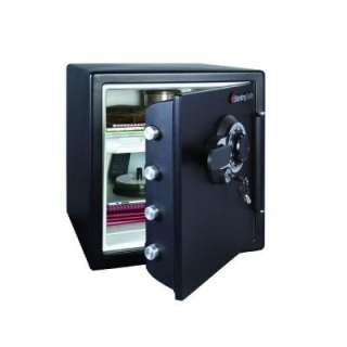 SentrySafe Fire Safe 1.2 cu.ft. Combination with Key Lock Safe