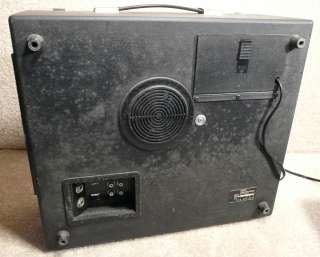 Allied 2 Speed 4 Track Portable Reel to Reel Solid State Tape Recorder