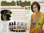 Glow in The Dark Liquid Latex Kit / Halloween / Costume