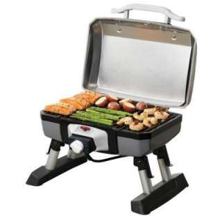Outdoor Portable Tabletop Electric Grill CEG 980T