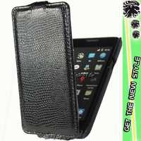 Samsung i9100 Galaxy S2 /Snake/Leder/Etui/Flip/Tasche/für/Schutz/Case