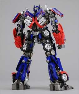 TRANSFORMERS MOVIE 3 OPTIMUS PRIME DUAL MODEL KIT NEW