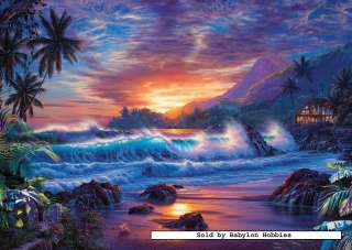 Ravensburger jigsaw puzzle 1500 pcs Christian Riese Lassen Island of