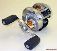 ABU GARCIA AMBASSAD REVO STX 6.41 RATIO RIGHT HAND BAITCAST REEL
