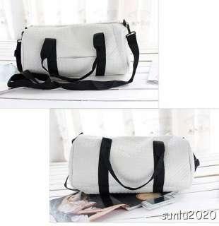 New alligator travel Bag duffle gym Tote shoulder weekend handbag