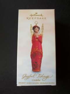 Hallmark Keepsake Joyful Tidings Cordelia 2005 Ornament