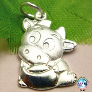 925 Sterling Silver 11 Animals Charm pendant *SMG*