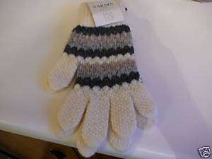 Icelandic Made Pure Wool Ladys Gloves 119