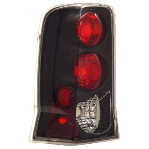 Anzo USA 211013 Cadillac Escalade Black Tail Light Assembly   (Sold in