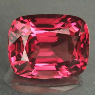 CERTIFIED 3.21 CT VVS TOP ORANGY PINK RED NAMYA SPINEL