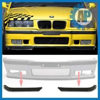 RAJOUT SPOILER LAME DE PARE CHOCS BMW SERIE 3 E36 ABS