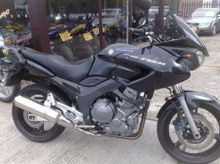 Yamaha TDM 900, black(NOW SOLD) ANDY TOOES