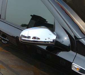 VAUXHALL ASTRA MK5 CHROME MIRROR COVER 2004 to 2009