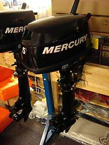 MERCURY MARINER 5 hp 4 Stroke Outboard Engine Long S