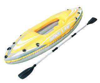 BESTWAY HYDRO FORCE ONE MAN KAYAK + PADDLE / OARS 6942138960402