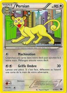 Carte Pokémon KYUREM EX HOLO 38/99 NOIR & ET BLANC DESTINEES FUTURES