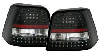 FARI POSTERIORI LED VW Golf 4 neri novita assoluta