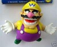 WARIO Super Mario Keyring Vol.1 Nintendo 2008 :o)