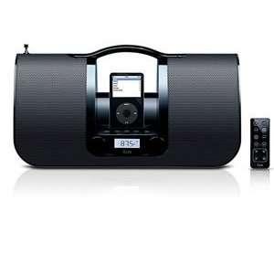 o JWIN o   iPod Portable Radio BLACK Office Products