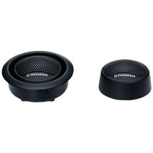 com Pioneer TS T15 0.75 120 Watts Soft Dome Tweeter Car Electronics