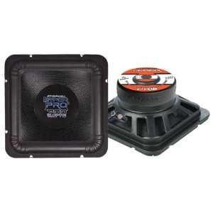 Pyramid PW876S 8 High Power Square Woofer Car