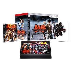Tekken 6 bundle with fighting stick (PS3): Games