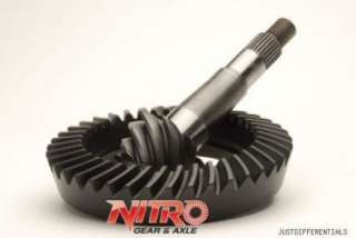 58 64 Chevy Bel Air GM 8.2 3.55 Ring Pinion Nitro Gear