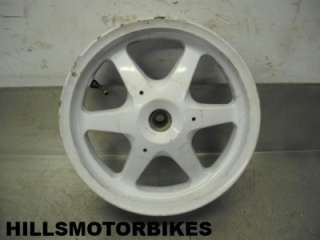 YAMAHA JOG R 50 2006 Wheel Rear