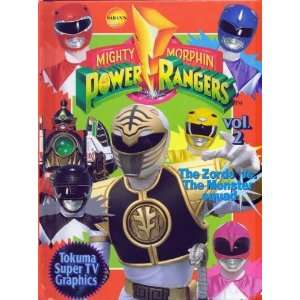 Sabans Mighty Morphin Power Rangers: The Zords Vs. the Monster