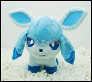 POKEMON GLACEON PELUCHE plush doll center eevee leafeon