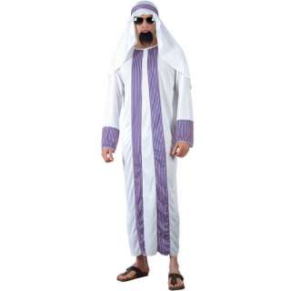 Arab Sheik Osama Bin Laden Mens Fancy Dress Costume