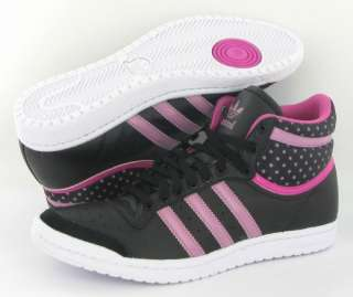 Chaussures ADIDAS Top Ten High Sleek en 39