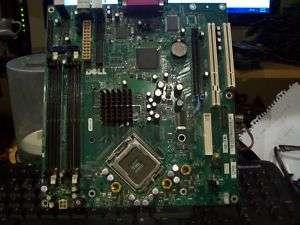 Dell foxconn LS 36 GX620 Motherboard skt775 cn 0F8096