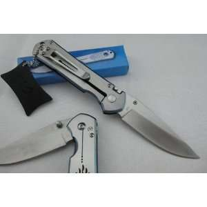 chris reeve f32 stainless steel folding knife folding blade knives