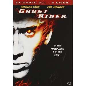 Ghost Rider (Extended Cut) (2 Dvd) Eva Mendes, Nicolas