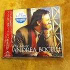 Victorias Secret Mistero Dell Amore CD ANDREA BOCELLI