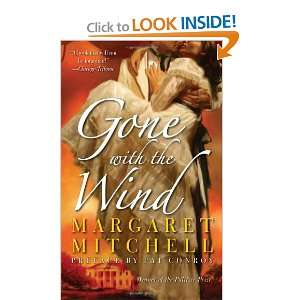 with the Wind (9781416548942) Margaret Mitchell, Pat Conroy Books