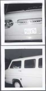 Vintage Car Wreck Photos 1961 1965 Chevy Chevrolet Corvair Greenbrier