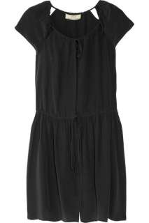Vanessa Bruno Athé Brushed silk dress   65% Off Now at THE OUTNET