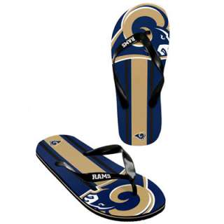 St. Louis Rams Big Logo Flip Flop