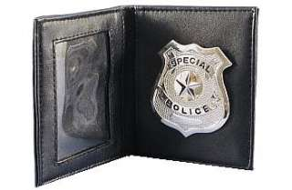 Cop Badge and ID Holder  Police & Prisoner Costume Accessories