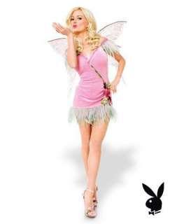 Playboy Sexy Fantasy Fairy Adult Womens Costume