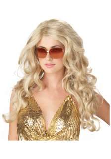Home Halloween Costumes Accessories Wigs Blonde Supermodel Wig